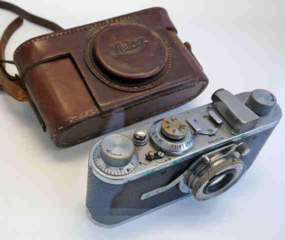 Kamera Pertama Henri Cartier Bresson - Leica