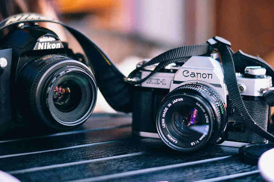 Merk Kamera Terbaik di dunia