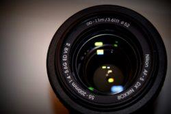 Arti Kode VR pada Lensa Kamera Nikon DSLR