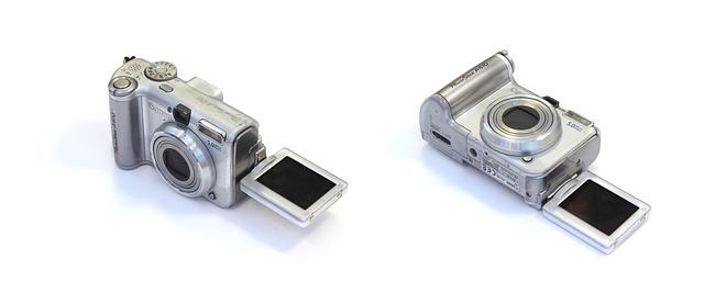 Kamera saku atau compact camera