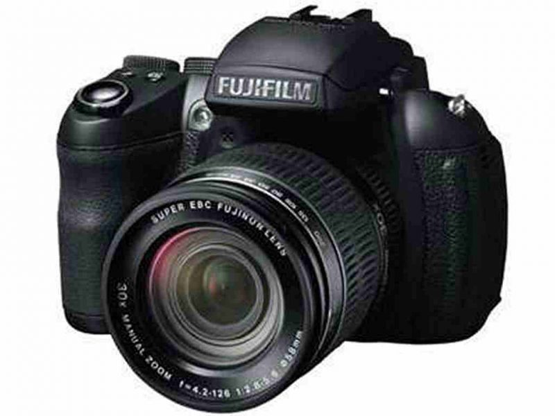 mengenal kamera prosumer atau superzoom atau bridge camera atau DSLR-Like - Fujifilm Finepix HS 35EXR