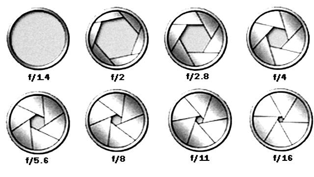 Mengenal aperture dalam fotografi (kamera) - anggota segitiga exposure III 3