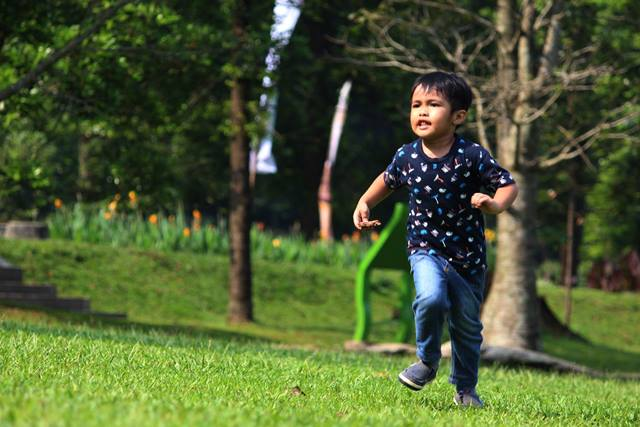 Tips Memotret Anak Anak 2