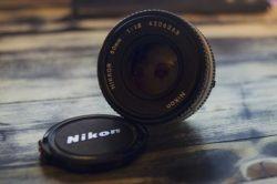 Arti Kode Fx Pada Lensa dan Kamera Nikon DSLR
