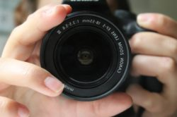 (Penting) Arti Kode EF, EF-S, dan EF-M Pada Lensa Canon