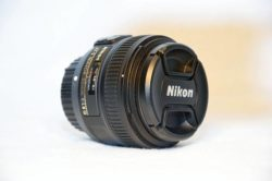 Arti Kode G Pada Lensa Kamera Nikon DSLR