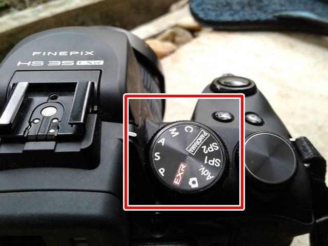 ARTI KODE MASP pada kamera DLRS dan Prosumer