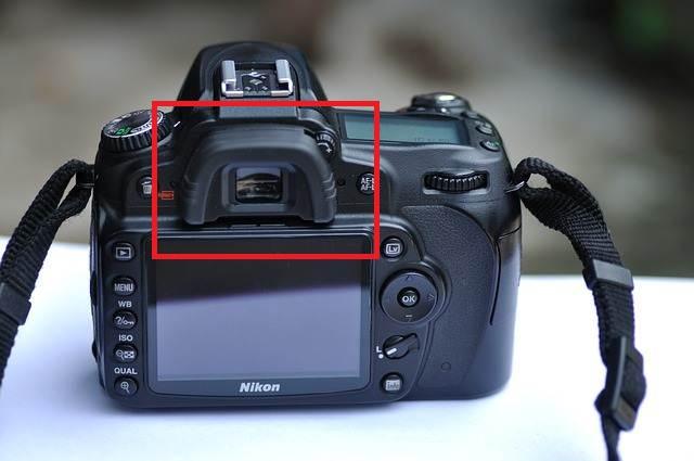 Mengenal Viewfinder atau Jendela Bidik Pada Kamera 2