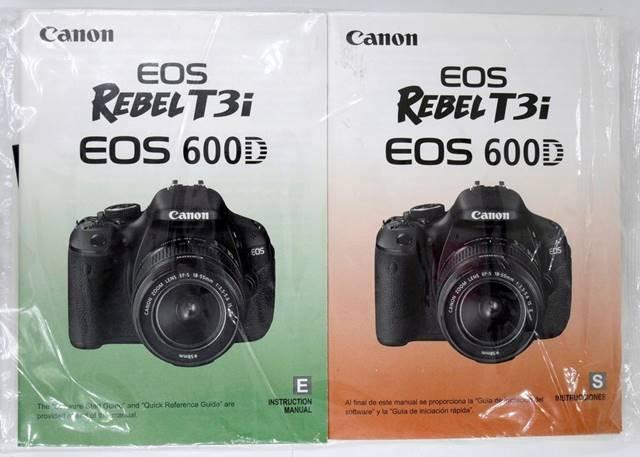 Membaca Buku Manual Kamera - Langkah Awal Menjadi Fotografer Yang Baik A