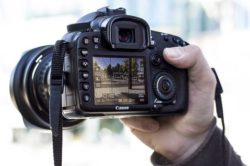 Apa Guna Fitur SCN Pada Kamera DSLR ?
