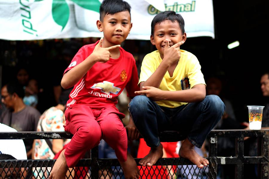 Orang Indonesia Senang Difoto C