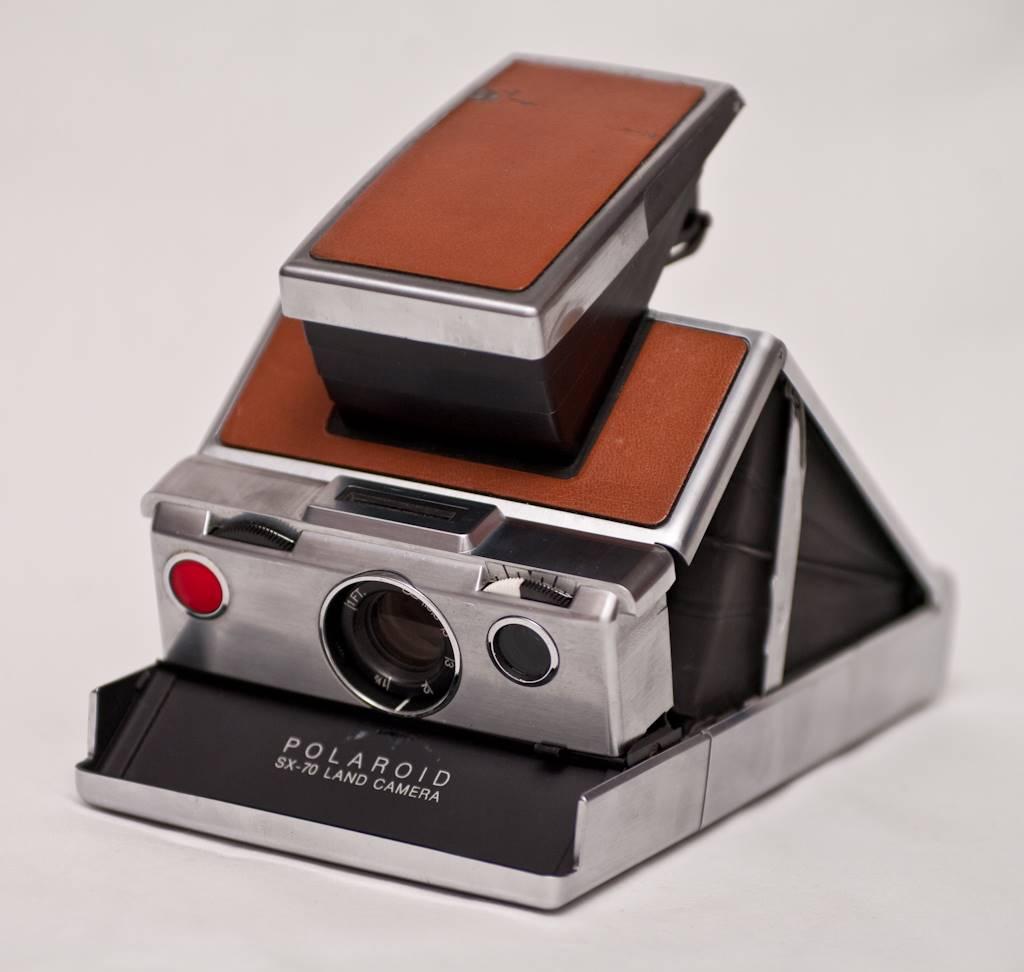 Kamera Polaroid - Jepret Dan Cetakan Foto Langsung Keluar A