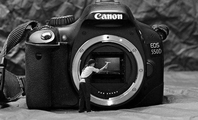 arti kode error Err 01 pada Canon EOS 2